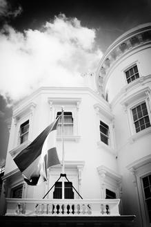 Residencia de la Embajada Argentina en Londres